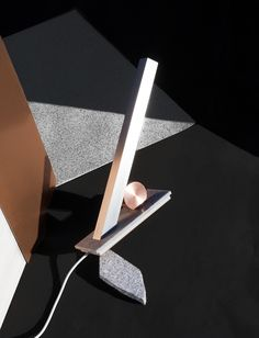 Robin Stein and Ladies & Gentlemen Studio team up on a still life inspired by Moholy-Nagy, not Memphis