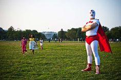 Humdrum Super Heroes : Real Life Super Heroes, Portrait, Concept, Photographer