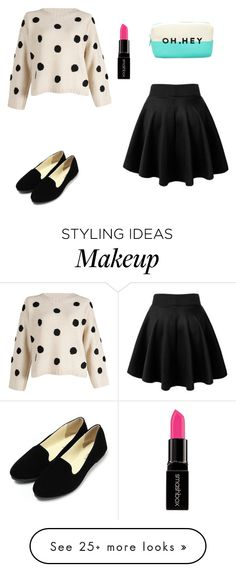 """""""Oh, hey"""" by bryce-nichole-alford on Polyvore featuring Smashbox, Forever 21, women's clothing, women's fashion, women, female, woman, misses and juniors"""