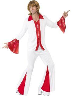 Men's Super Trooper Male Costume