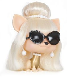ASDA VIP Pets - Tiffany 711082 VIP Pets are the trendiest pets around. Tiffany is the heiress to the great VIP Pets world empire of jewellery and accessories and has become a star designer. She loves to be fashionable with her styl http://www.comparestoreprices.co.uk/childs-toys/asda-vip-pets--tiffany-711082.asp
