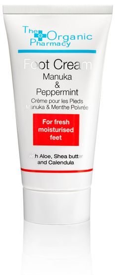 Manuka and Peppermint Foot Cream. A light, easily absorbed and refreshing foot cream. Cools, refreshes and nourishes. Keeps feet in tip top condition.