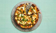 The slow bake: Yotam Ottolenghi's pasta and butternut squash cake.