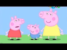 Peppa Pig: My Cousin Chloé.  Cartoons for Kids/Children