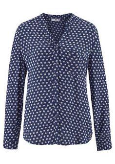 AJC blouse met lange mouwen