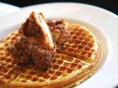 Chicken and Waffles | 22 Foods The South Does Better Than Anywhere Else