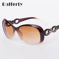 d59139068c333 Ralferty Sunglasses Women Luxury Fashion Summer Sun Glasses UV400 Woman  Vintage Sunglass Outdoor Goggles Eyeglass Eyewear