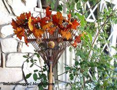 Gardener's Fall Decorating