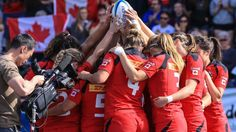 2015 Rugby Canada names powerful women's sevens side for Pan Am Games