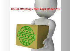10 Hot Stocking Filler Toys For Under £10