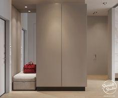 Фотография Home Interior, Interior Design, House Entrance, Mudroom, Decoration, Entryway, Inspiration, Furniture, Police