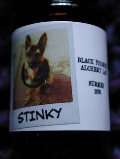 Stinky from Summer 2009. This is a clean scent that isn't like your average ones. Clean with the BPAL edge.
