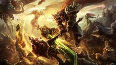 Notas de la Versión 5.17 | League of Legends