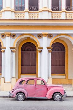 Cuba is a photographer's dream, boasting grand European architecture in disrepair. Here are 40+ of my best pictures of Cuba after visiting Havana, Cienfuegos and Santiago.