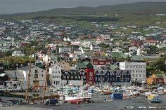 Tórshavn, Faroe Islands by _Zinni_, via Flickr