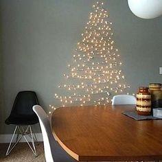 When Christmas lights become a Christmas tree...