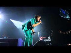 AhHa - Nate Ruess (Live at the Paramount 12/14)