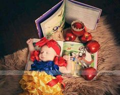 Fairytale baby pictures