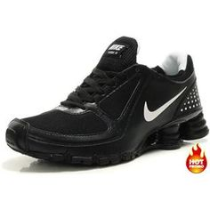 Mens Nike Shox Turbo 10 Black White Nike Tn Shoes b2acffa00
