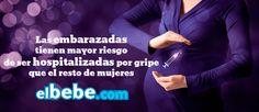 Gripe y embarazo. Riesgos y prevención