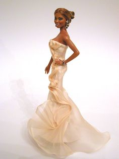 Beyoncé OOAK Barbie Doll by Magia 2000