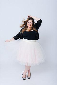 Plus Size Tulle Skirt Tutu Women 4X - 5XAdult READY TO SHIP no Waiting