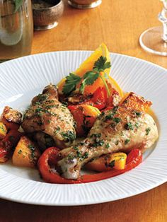 Low Calorie Chicken Recipes - Healthy Under 300 Calories Chicken Recipes - Woman's Day