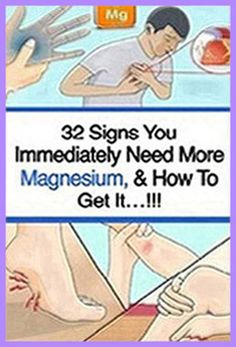 32 Signs You Immediately Need More Magnesium (And How To Get It) - Organic Remedies Tips Health Guru, Gut Health, Health And Wellbeing, Health And Nutrition, Health Fitness, Mental Health, Holistic Remedies, Holistic Healing, Natural Healing