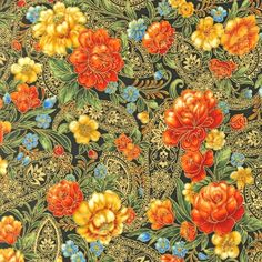 ALOM-13420-201 by Leesa Chandler from Culture Club's: Anastasia: Robert Kaufman Fabric Company