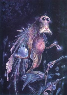 Brian Froud Prints | Brian Froud beautifully pictured on Digital Photo Club