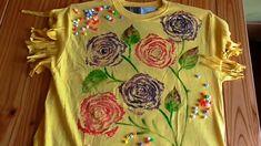 Jana Melas Pullmannová: Originálne tričko z kapusty Floral Tops, Skirts, Blog, Youtube, Women, Fashion, The Originals, Accessories, Moda