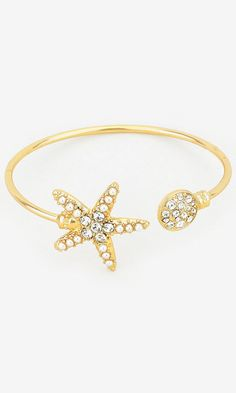 Starfish Bracelet in Pearlescence