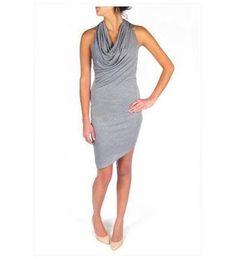Kinetic Jersey Racerback Dress