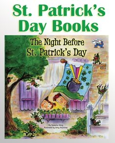St. Patrick's Day Books - Recommended books for kids about St. Patrick's Day. If you are looking for children's books about St. Patrick's Day, here are some great books, including St. Patrick's Day picture books. FrAncis loves this one. We tried to make a trap after reading this