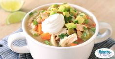 2 SP  Healthy Slow-Cooker Recipes: Mexican Chicken Soup, Green Chili with Pork