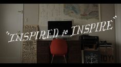 Inspired to Inspire on Vimeo