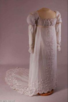 Dress, 1800-1810, Mode Museum.