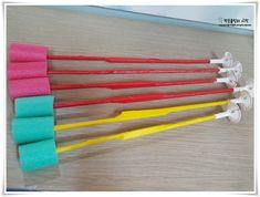 3세 만들기 우산 만들기 비오는날 쓰지 마라 ㅋㅋ : 네이버 블로그 Paper Crafts, Tissue Paper Crafts, Paper Craft Work, Papercraft, Paper Art And Craft, Paper Crafting