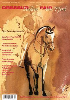 """Lassen Sie sich nicht von spektakulären, exaltierten Gängen täuschen. Mit diesem Poster zeigen wir Ihnen drei Beispiele, die den Unterschied zwischen einem – für das Pferd – guten Reiten und einem schlechten Reiten darstellen.Das Richtige zeigt einen sogenannten """"Rückengänger"""", der … Weiter lesen"""