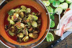 Roasted Butternut Squash, Radicchio, And Onion Recipe ...