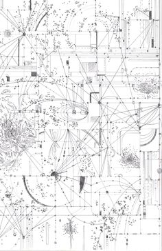 entry from paper architecture Strange Attractors by Robert Saywitz.Strange Attractors by Robert Saywitz. Paper Architecture, Architecture Drawings, Geometry Art, Sacred Geometry, Graphic Score, Grafik Design, Constellations, Art Drawings, Illustration Art