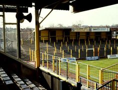 west stand from sth stand plough lane