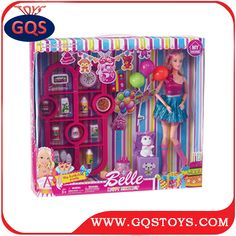 11.5 Inch Plastic Pretty Girl Doll for Children, View Plastic Girl Doll, GQS TOYS Product Details from Shantou GQS Toys Business on Alibaba.com