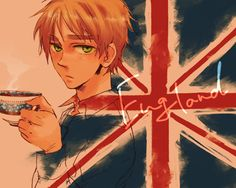 England by BLISS - Hetalia