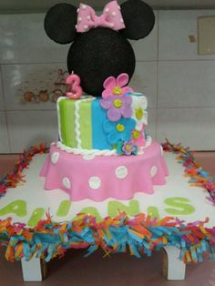 Minney B-cake by Dulce Galeria