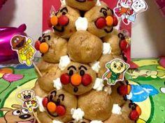 アンパンマン 誕生日 ケーキ パーティーの画像 Gingerbread Cookies, Happy Birthday, Sweets, Toys, Cooking, Party, Desserts, How To Make, Recipes