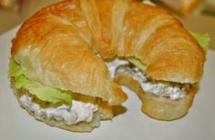"""This is a great """"grown-up""""  Chicken Salad http://www.thegourmetcupboard.com/ If you want to order, let me know."""