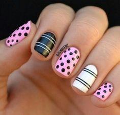 nails.quenalbertini2: Nail Art Design by blognailedit