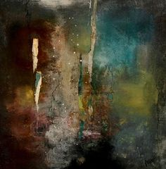 """Agnes Lang, """"Traumwelt"""" (28) Mit einem Klick auf 'Als Kunstkarte versenden' versenden Sie kostenlos dieses Werk Ihren Freunden und Bekannten."""