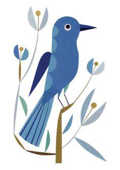Oh hi birdy. Bird Illustration, Illustrations, Bird Template, Mid Century Art, Bird Drawings, Art Plastique, Bird Art, Pet Birds, Collage Art